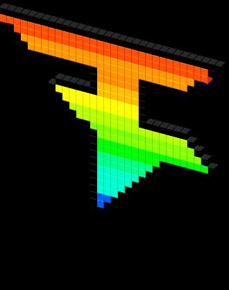 Rainbow FaZe Clan Logo Cursor