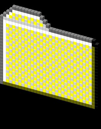 Windows 95 Folder Icon Cursor